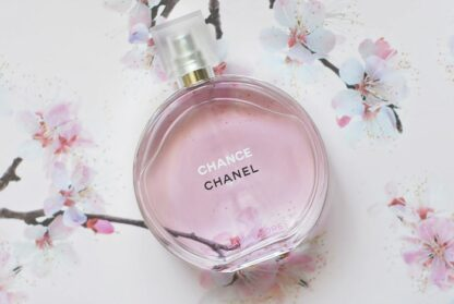 Chanel Chance Eau Tendre blog review