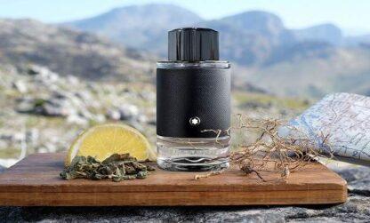 montblanc explorer parfume